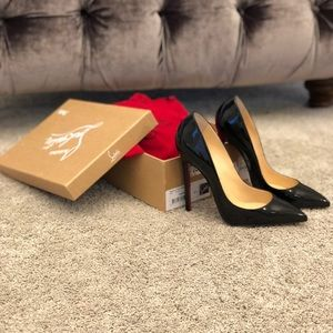 Christian Louboutin Pigalle 120 Patent Leather